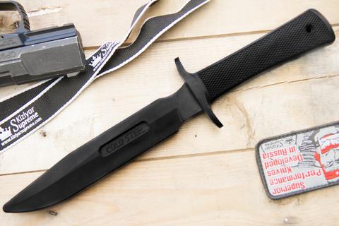 Тренировочный нож Rubber Training Military Classic 92R14R1 00015888