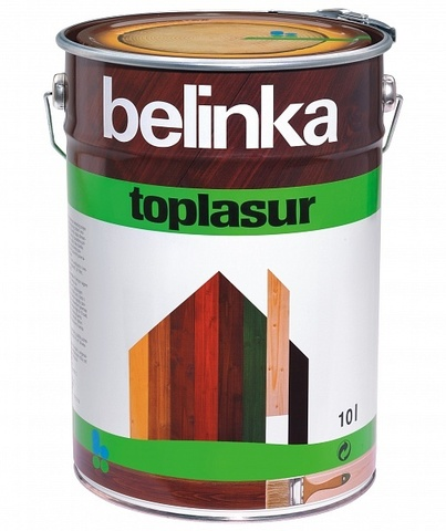Belinka Toplasur Декоративное лазурное покрытие