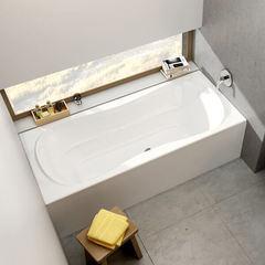 Акриловая ванна Ravak Campanula II CB21000000 180х80 белая