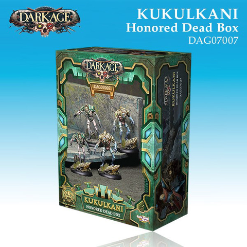 Kukulkani Honored Dead Unit Box (4)