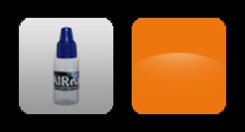 Краска для аэрографии Оранжевый мандарин 10 мл №7