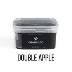 Chabacco Medium 200 г - Double Apple (Двойное Яблоко)
