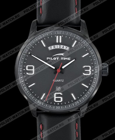 """Купить Наручные часы Полет """"Pilot Time"""" 17005003 по доступной цене"""