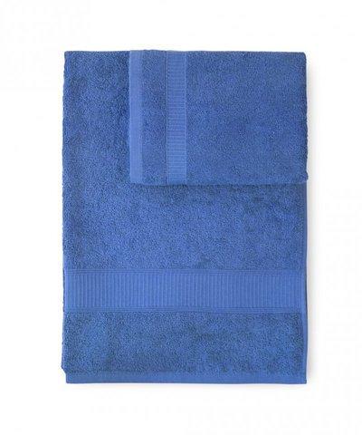 Набор полотенец 2 шт Caleffi Calypso синий