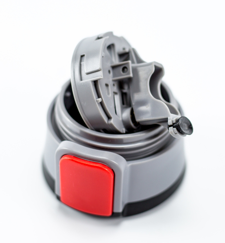 Термокружка el Gusto «Сorsa» красная 350 мл