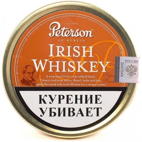 Табак Peterson Irish Whiskey (50 гр)