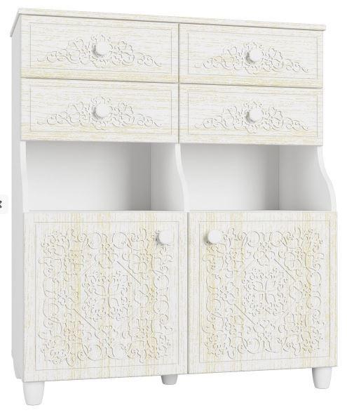 Шкаф комбинированный СО-19 Соня Премиум