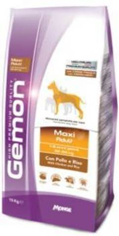 Gemon Dog Maxi Adult Chicken & Rice