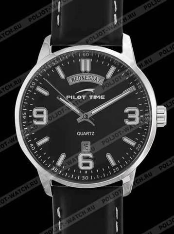 """Купить Наручные часы Полет """"Pilot Time"""" 17000002 по доступной цене"""