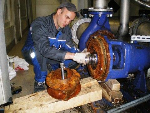 Ремонт насосов и электродвигателей в Сочи