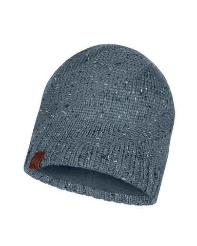 Шапка вязаная с флисом Buff Hat Knitted Polar Arne Grey