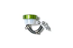 Тормозной бачок для мотоцикла универсальный Зеленый