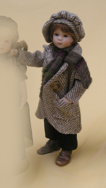Статуэтки Кукла фарфоровая коллекционная Marigio Giacomino kukla-farforovaya-kollektsionnaya-marigio-giacomino-italiya.jpg
