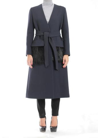 Пальто из шерсти MARNI