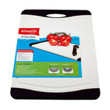 Кухонная доска FLUTTO 37 x 25 см, артикул F-M-10, производитель - Microban