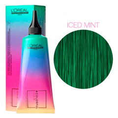 L'Oreal Colorful Hair Iced Mint (Ледяная мята) - Крем с пигментом прямого действия