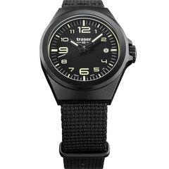 Швейцарские тактические часы Traser P59 ESSENTIAL S BLACK 108212