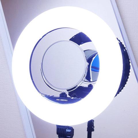 Кольцевая лампа LED RING AX480 S240 USB (45 см)