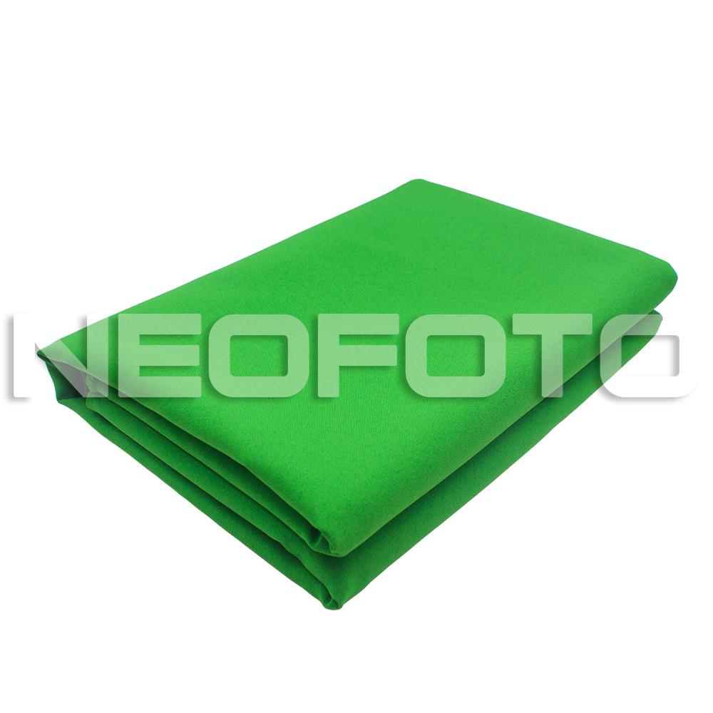 NF BGR 1.5х1.5 Хромакей Зеленый
