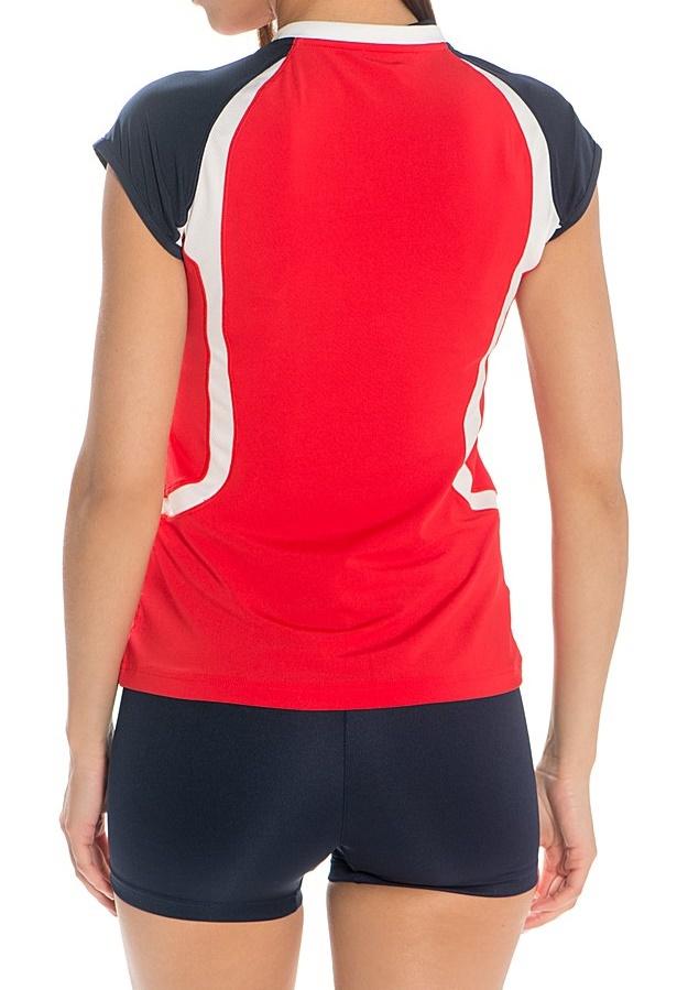 Женская волейбольная форма ASICS SET AREA LADY (T225Z1 2650) фото