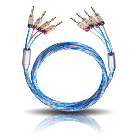 Oehlbach Bi Tech 4.4B 2x2,5/2x4mm 4m, кабель акустический