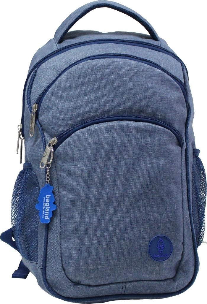 Городские рюкзаки Рюкзак Bagland Лик Меланж 19 л. Синий (0055769) 2380f018e9303c1661c1e565001d2a06.JPG
