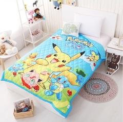Покемон одеяло детское
