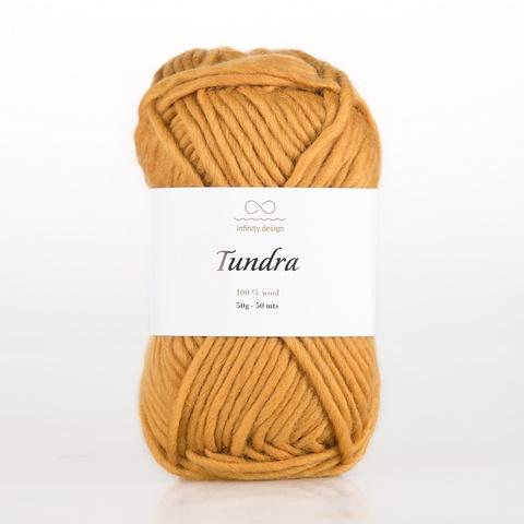 Пряжа Infinity Tundra 2527 горчица