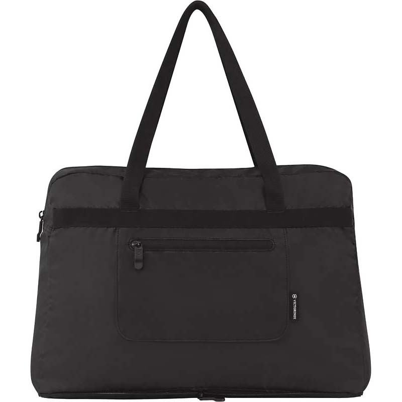 Складная сумка Victorinox, чёрная, 29x14x42 см, 17 л