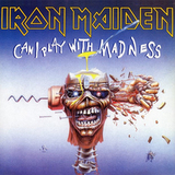 Iron Maiden / Can I Play With Madness (7' Vinyl Single)