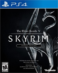 Sony PS4 The Elder Scrolls V: Skyrim. Special Edition (русская версия)