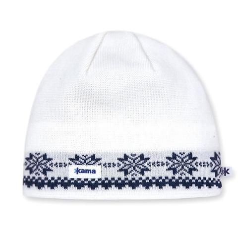 шапка Kama A11 Off-White