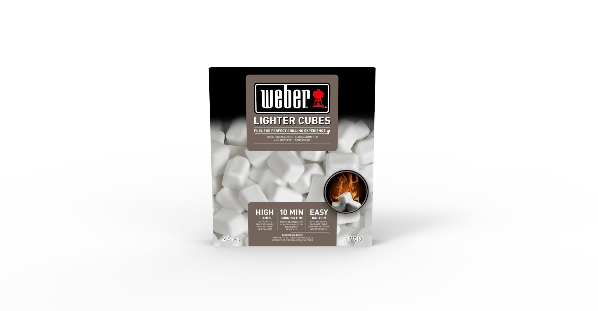 Сухое горючее Weber (в кубиках).