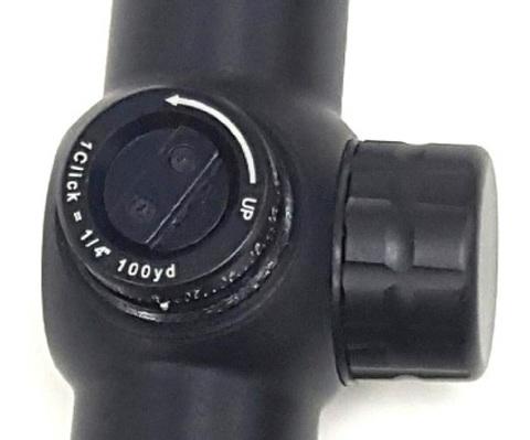 ПРИЦЕЛ BUSHNELL BANNER 3-9X40M, СЕТКА MULTI-X, 613948