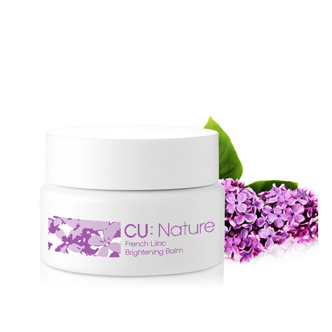 Бальзам с экстрактом сирени CU:NATURE French Lilac Brightening Balm
