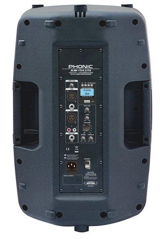 Акустические системы активные Phonic Jubi 15A Lite