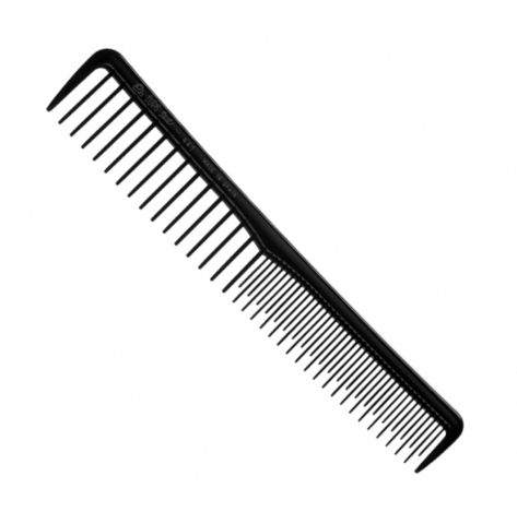 Расческа рабочая комбинированная, Eurostil, 17,1 см