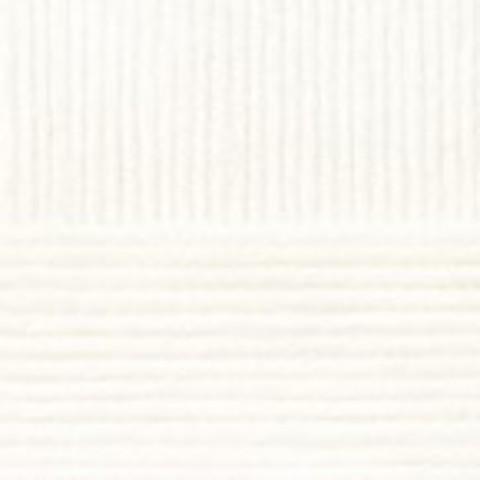 Купить Пряжа Пехорка Детский каприз Код цвета 001-Белый | Интернет-магазин пряжи «Пряха»
