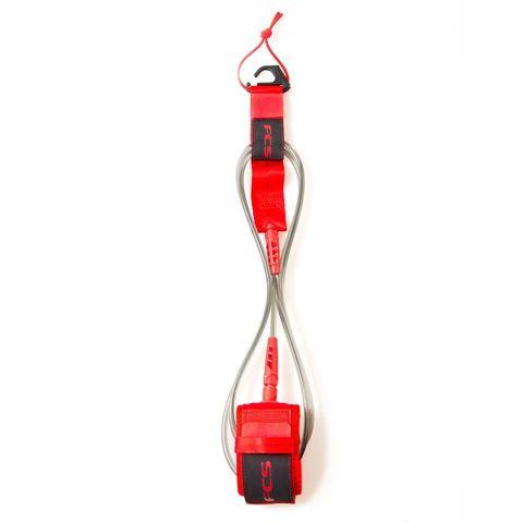 Лиш FCS 8' Regular Essential Leash Red