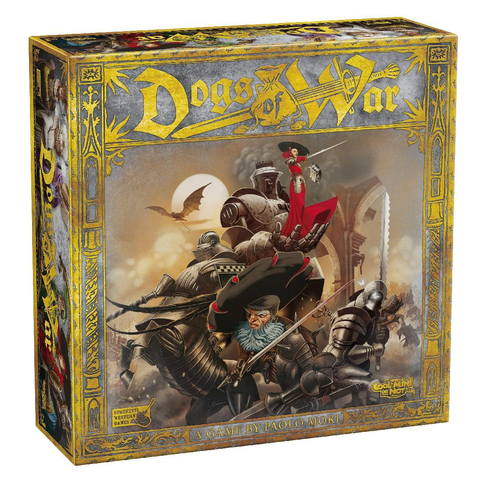 Dogs of War: Core Game Discount