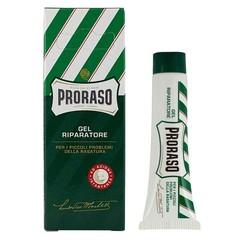 Гель заживляющий порезы Proraso