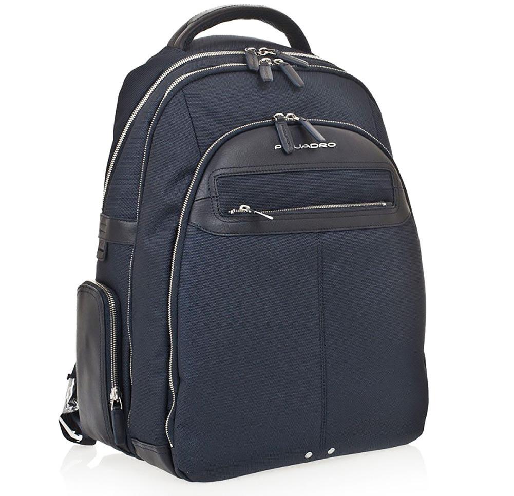 Рюкзак Piquadro Link, цвет синий, 36х48х24,5 см (CA1813LK/BLU2)