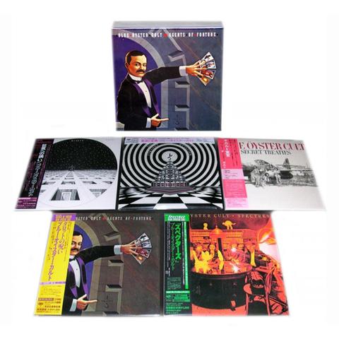 Комплект / Blue Oyster Cult (5 Mini LP CD + Box)