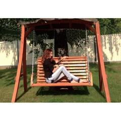 Деревянные качели Villa Brasil