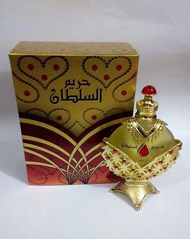 Hareem Al Sultan Gold Khadlaj Perfumes