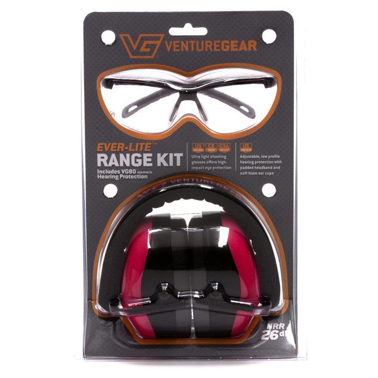 Наушники + очки Pyramex Venture VGCOMBO8617