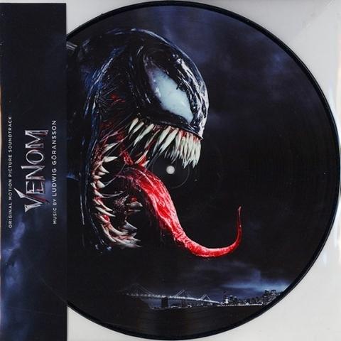 Виниловая пластинка. Venom Soundtrack