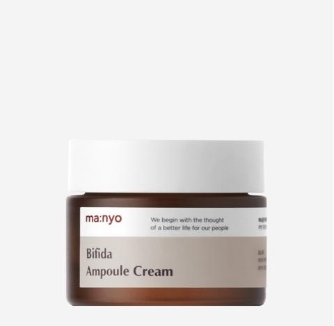 Крем для Лица с Волюфилином 5% Manyo Factory Bifida Ampoule Cream 50 мл