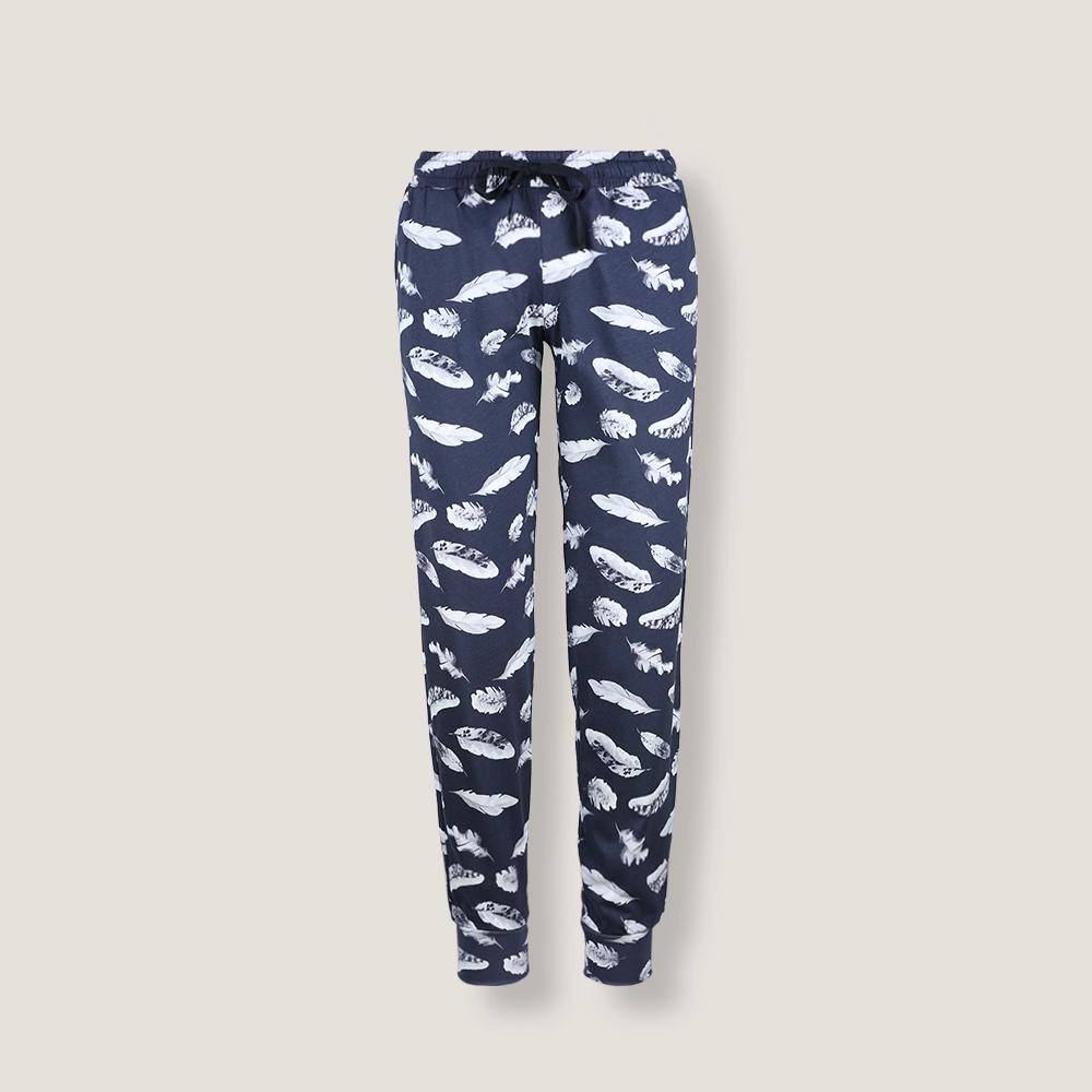 Женские брюки пижамные E19K-62D101