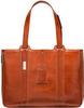 Сумка женская Piquadro Blue Square оранжевый телячья кожа (BD1335B2/AR) цена и фото